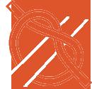 Ikona - wiązanie sznurem