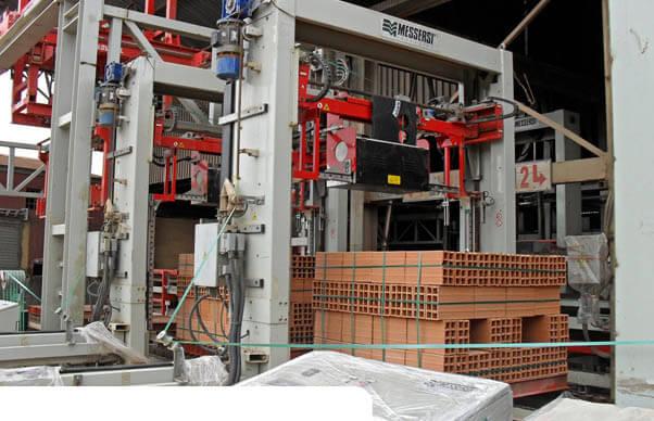 Maszyny pakujące włoskiego producenta Messersi